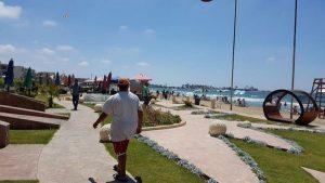 شاطئ الاسكندرية من افضل شواطئ جدة