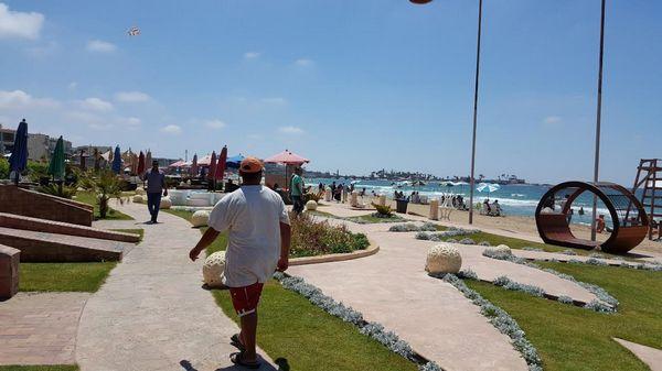 شاطئ الاسكندرية في مدينة جدة