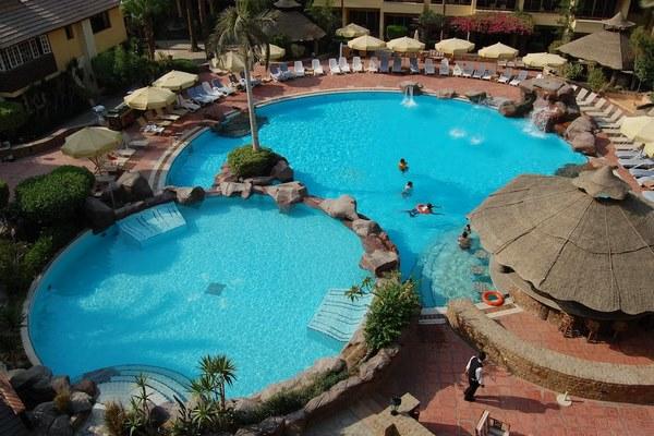 فندق أمارانت بيراميدز الهرم