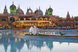 فندق اكوا بلو من افضل فنادق شرم الشيخ