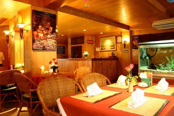 فندق صحارى في مدينة بانكوك