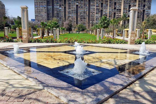 حدائق مدينة القاهرة