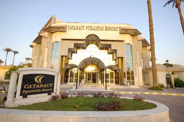 فندق كتراكت الهرم من أفضل فنادق القاهرة