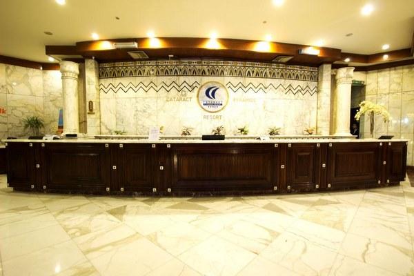 فندق كتراكت الهرم القاهرة