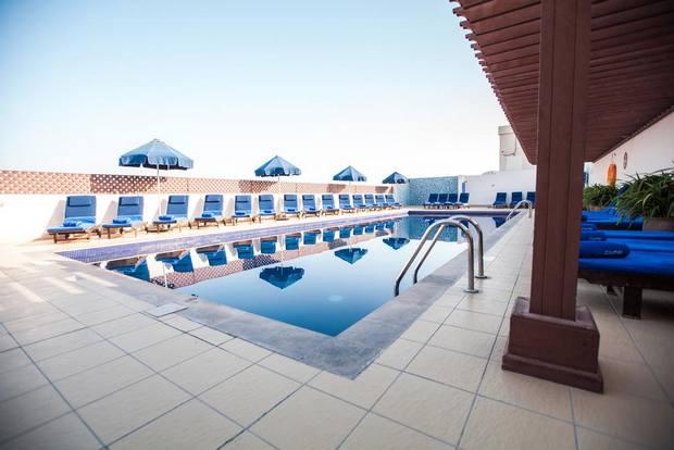 فندق سيتي ماكس دبي