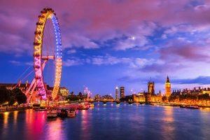 افضل الأماكن الترفيهية في لندن