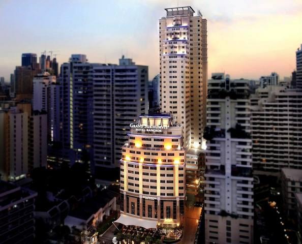 فندق جراند سكومفيت بانكوك في تايلاند
