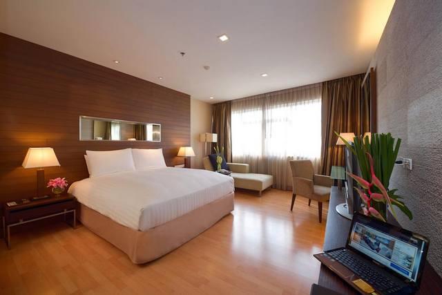 فندق جراند سكومفيت بانكوك تايلاند