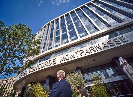 فندق كونكورد في باريس
