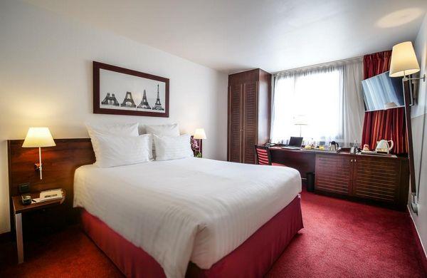 فندق كونكورد في مدينة باريس