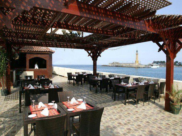فندق هلنان فلسطين الاسكندرية