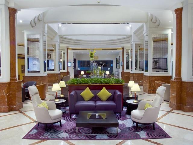 فندق السلام هوليدي ان جدة