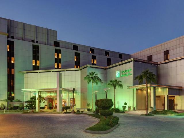 فندق هوليدي ان القصر الرياض افضل فنادق الرياض