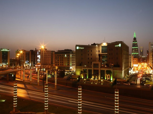 فندق هوليدي ان العليا الرياض افضل فنادق الرياض