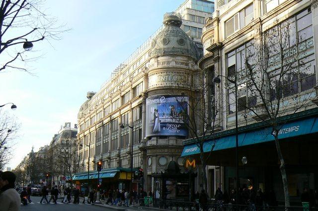 شوارع فرنسا