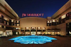 فندق جي دبليو ماريوت القاهرة من أفضل فنادق مصر