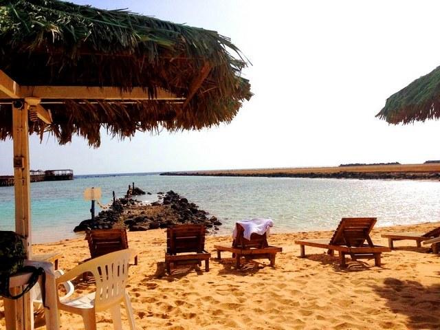 شواطئ جدة الرملية