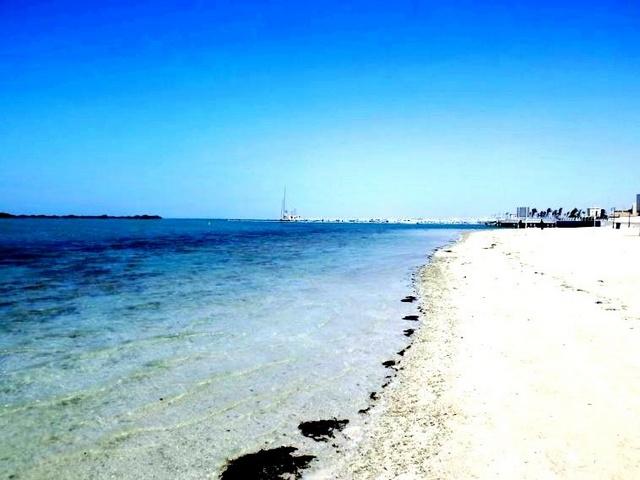 شواطئ جدة السعودية