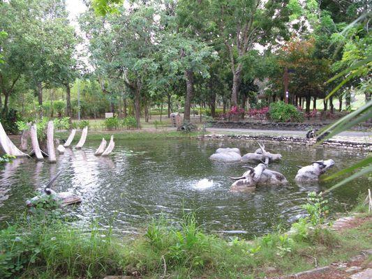 حديقة ليجندا لنكاوي