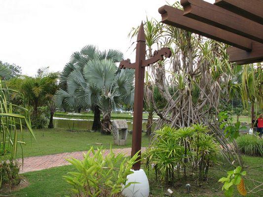 حديقة ليجندا في مدينة لنكاوي