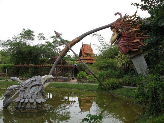 حديقة ليجندا في لنكاوي