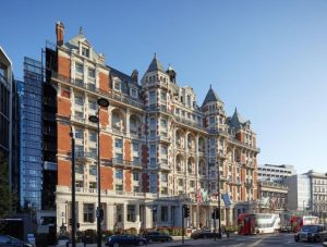 افضل 9 من فنادق لندن خمس نجوم