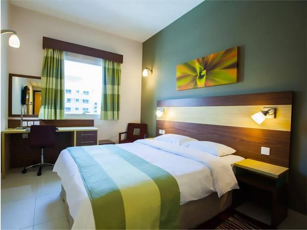 فندق سيتي ماكس البرشاء دبي