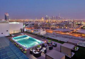 فندق ميليا دبي للباحثين عن فندق بمسبح خاص في دبي