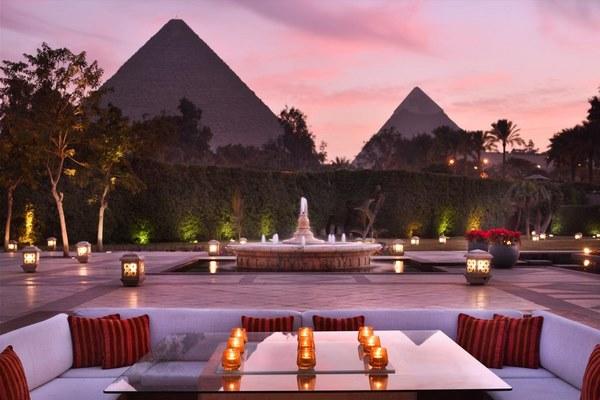 فندق مينا هاوس الهرم