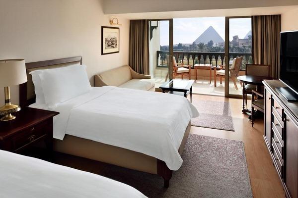 فندق مينا هاوس الهرم بالقاهرة