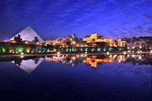 فندق مينا هاوس الهرم من أجمل فنادق القاهرة