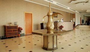 فندق الواحة بجدة المملكة