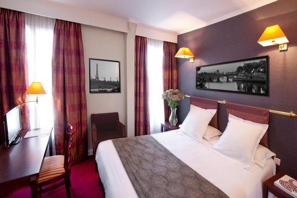 افضل فنادق مدينة باريس لشهر العسل