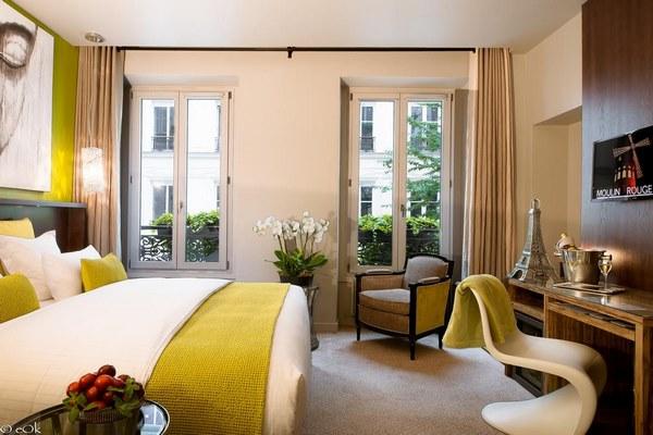 افضل فنادق بمدينة باريس لشهر العسل