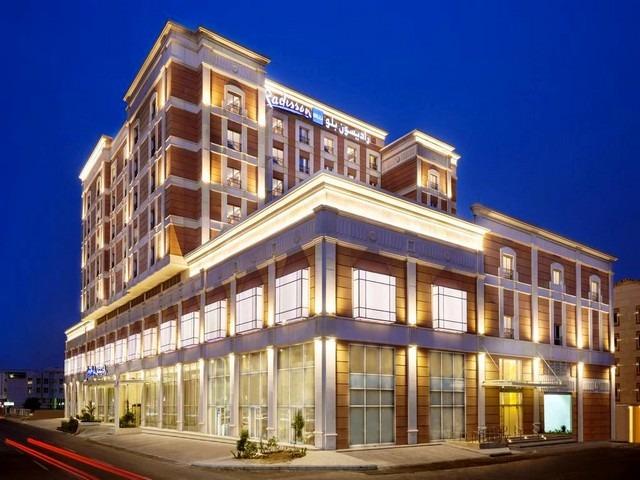 تقرير عن سلسلة فندق راديسون بلو جدة - رحلاتك