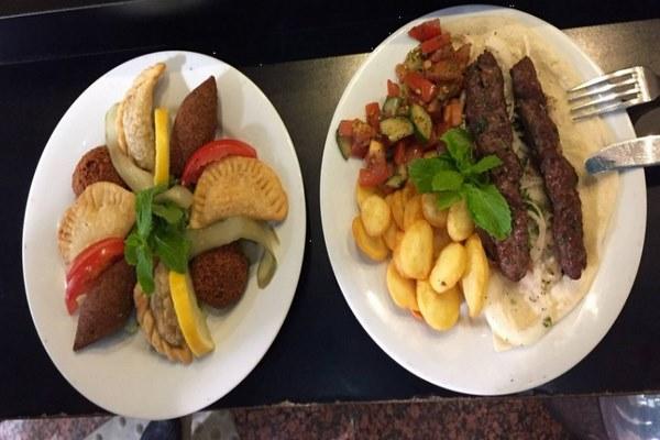 مطاعم عربية في الشانزليزيه