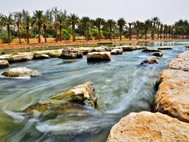 وادي جنيفة من افضل اماكن الرياض السياحية