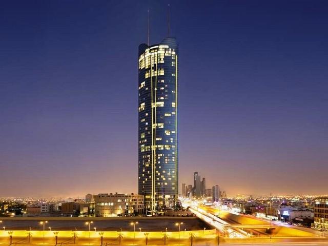 برج رافال من افضل اماكن الرياض السياحية