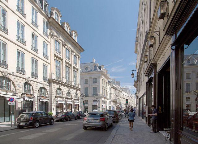 اهم شوارع باريس