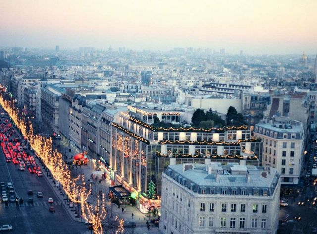 اسماء شوارع باريس
