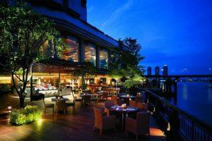 فندق شانغريلا بانكوك تايلاند
