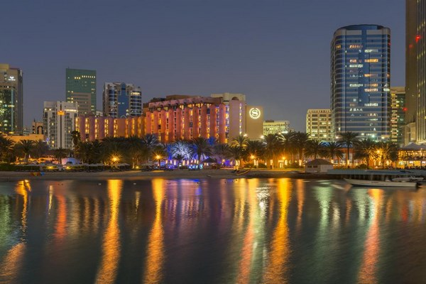فندق شيراتون ابوظبي من أفضل فنادق أبوظبي