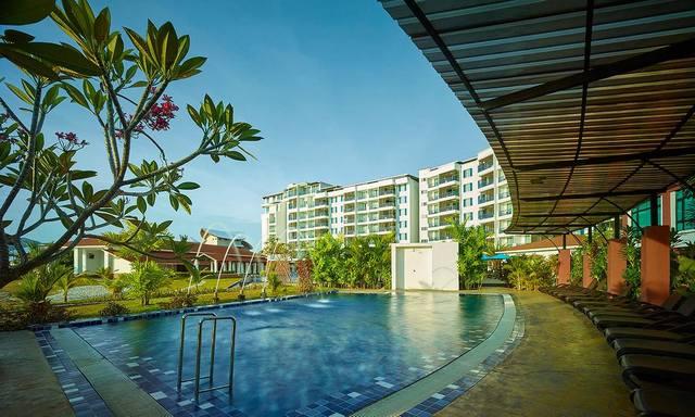 فندق دايانج في لنكاوي