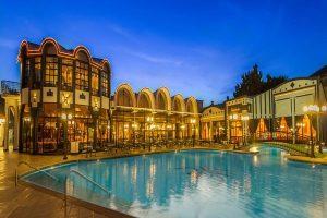 فندق الواحة الهرم من أفضل فنادق القاهرة