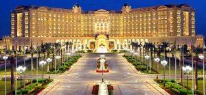 فندق الريتز كارلتون الرياض من افضل فنادق الرياض