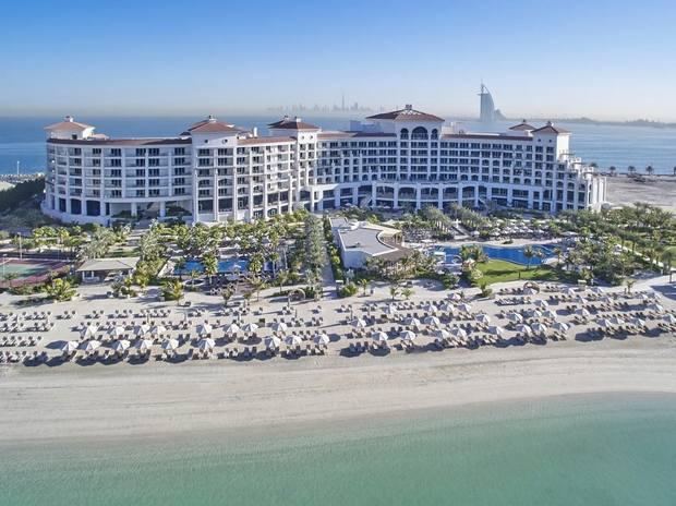 فندق والدورف استوريا دبي