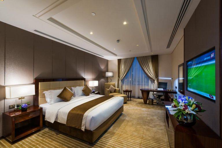 افضل فنادق الرياض بحي الملز