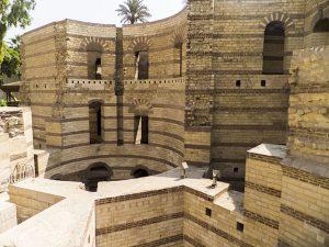 يعد حصن بابليون في القاهرة من افضل معالم القاهرة السياحية