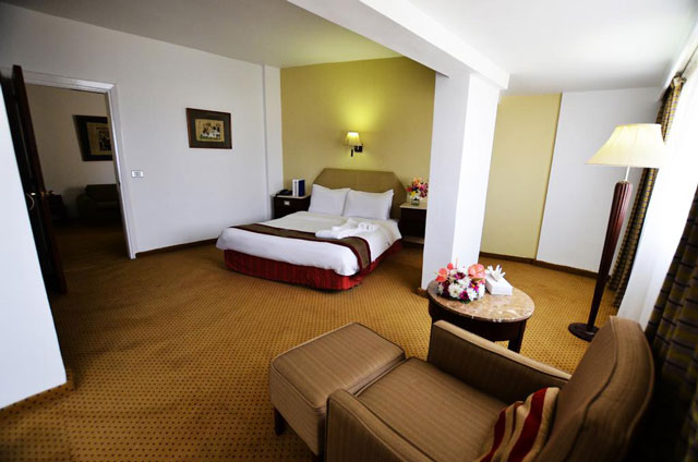 فنادق في القاهرة 4 نجوم