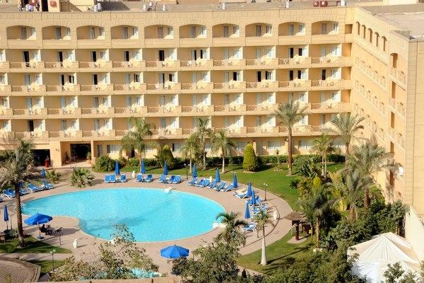 افضل فنادق في القاهرة شارع الهرم